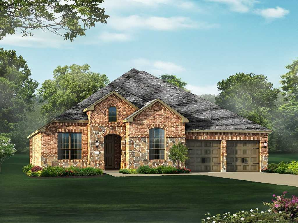 Stillwater ranch new homes in san antonio tx by highland for Modern home builders san antonio
