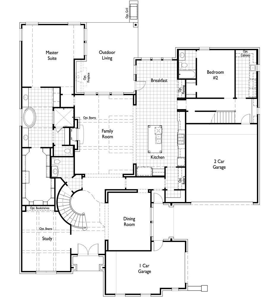 Single Family for Sale at Regency Park - Plan 6781 4012 Baldomera Street Flower Mound, Texas 75022 United States