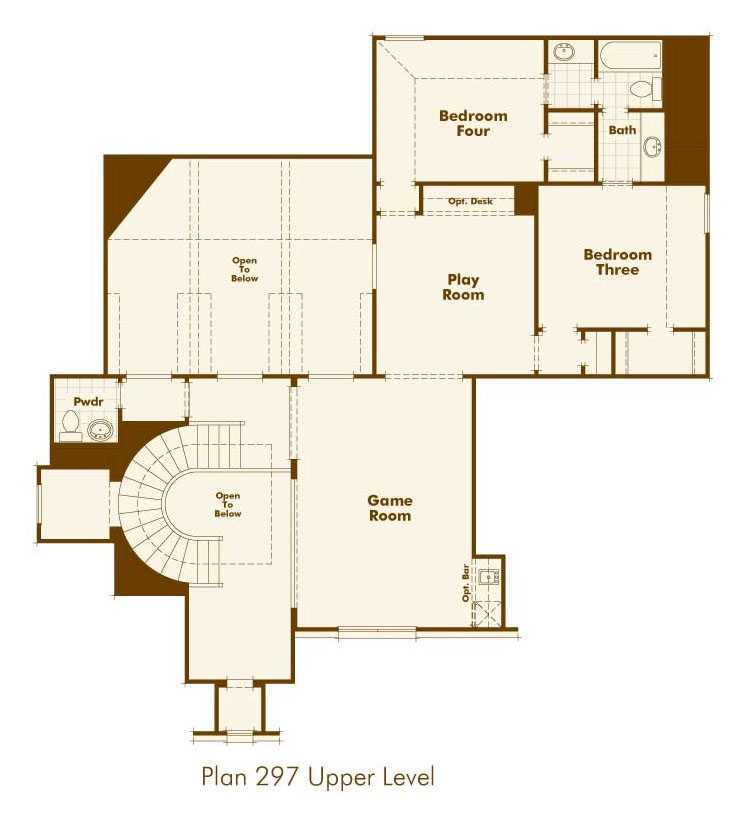 Windsong Ranch 75s - Plan 297