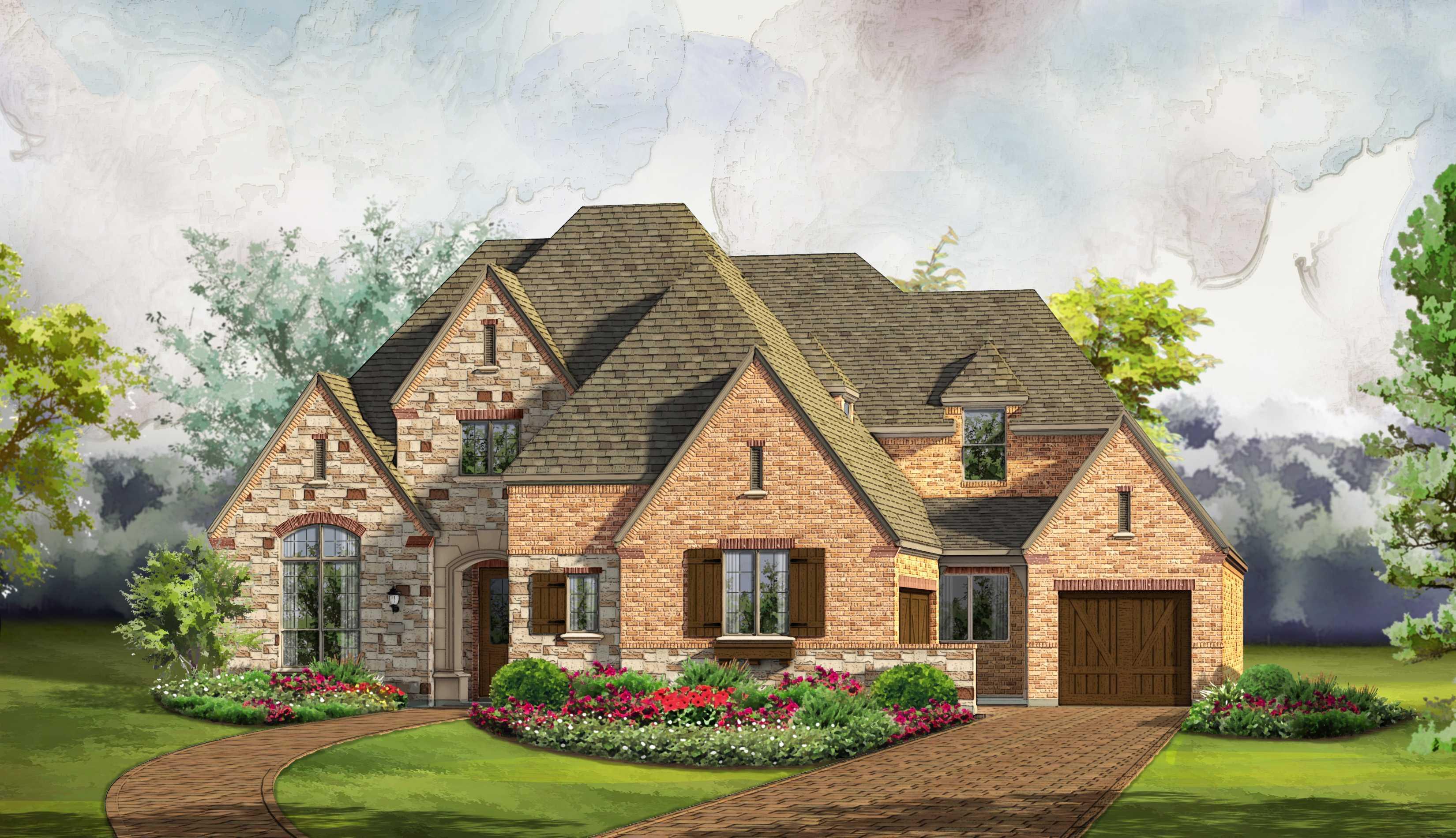 Single Family for Sale at Regency Park - Plan 3620 4012 Baldomera Street Flower Mound, Texas 75022 United States