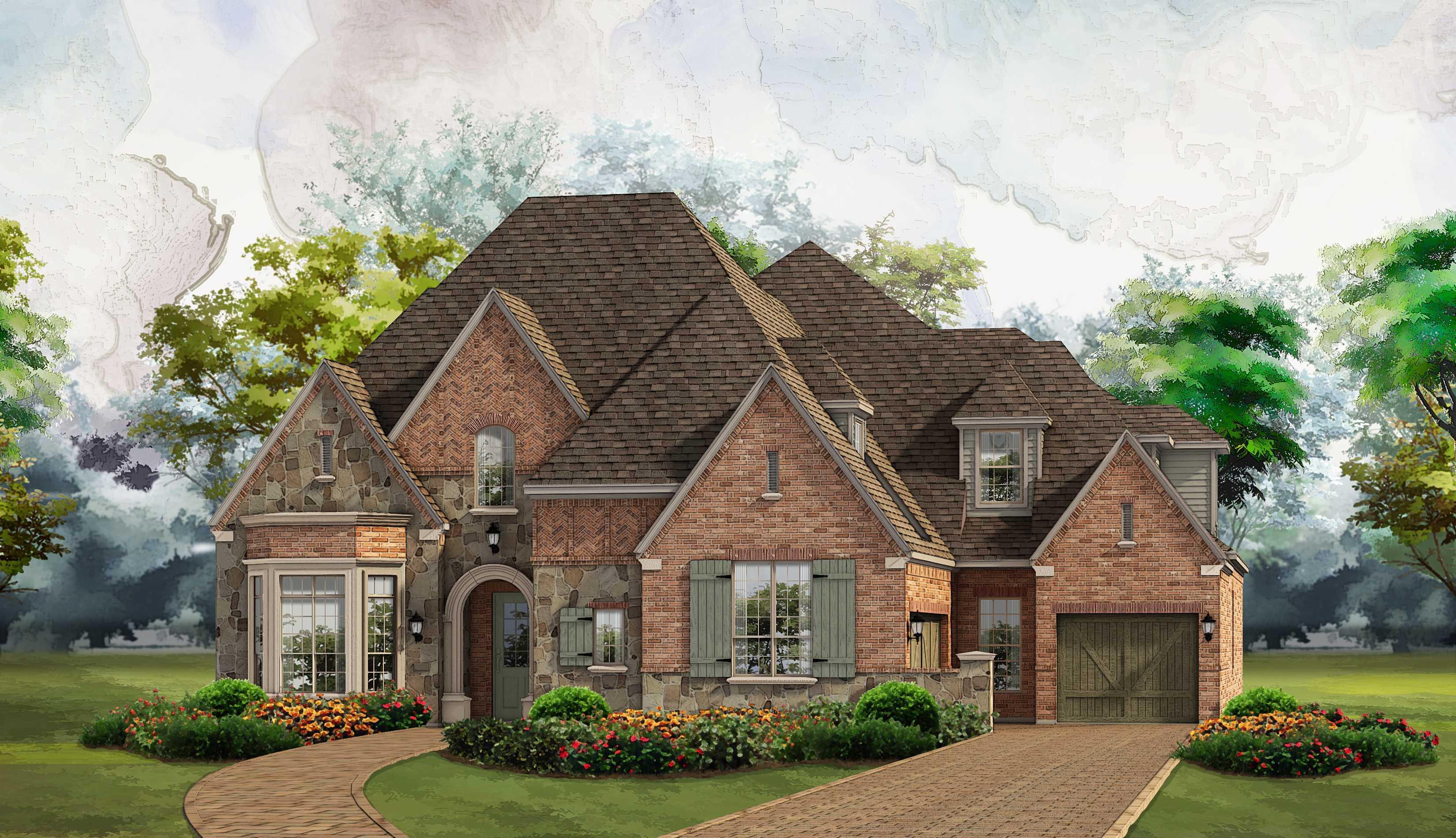 Single Family for Sale at Regency Park - Plan 4626 4012 Baldomera Street Flower Mound, Texas 75022 United States