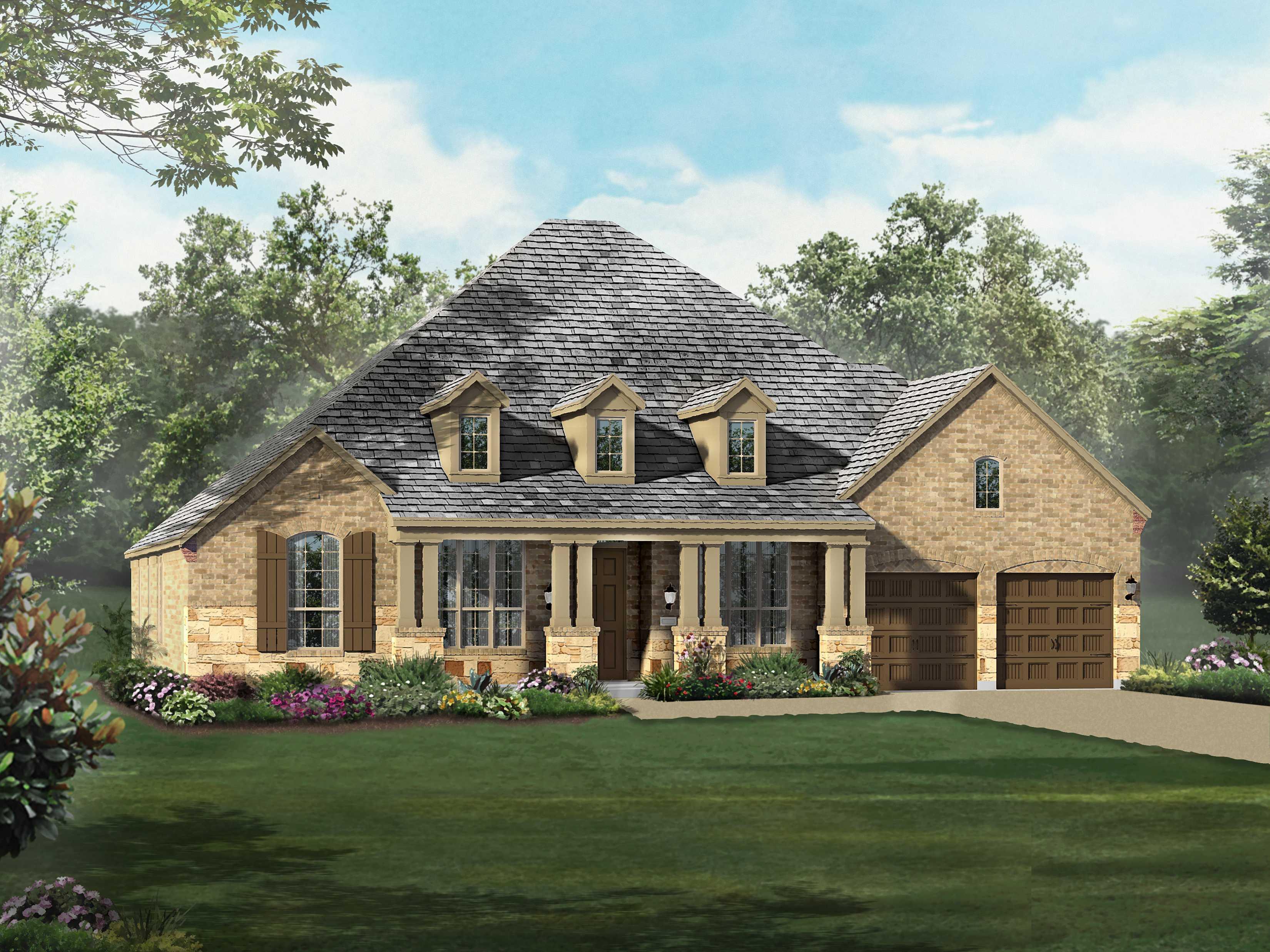 Single Family for Sale at Estates At Fronterra In Westpointe - Plan 262 2102 Buckner Pass San Antonio, Texas 78253 United States