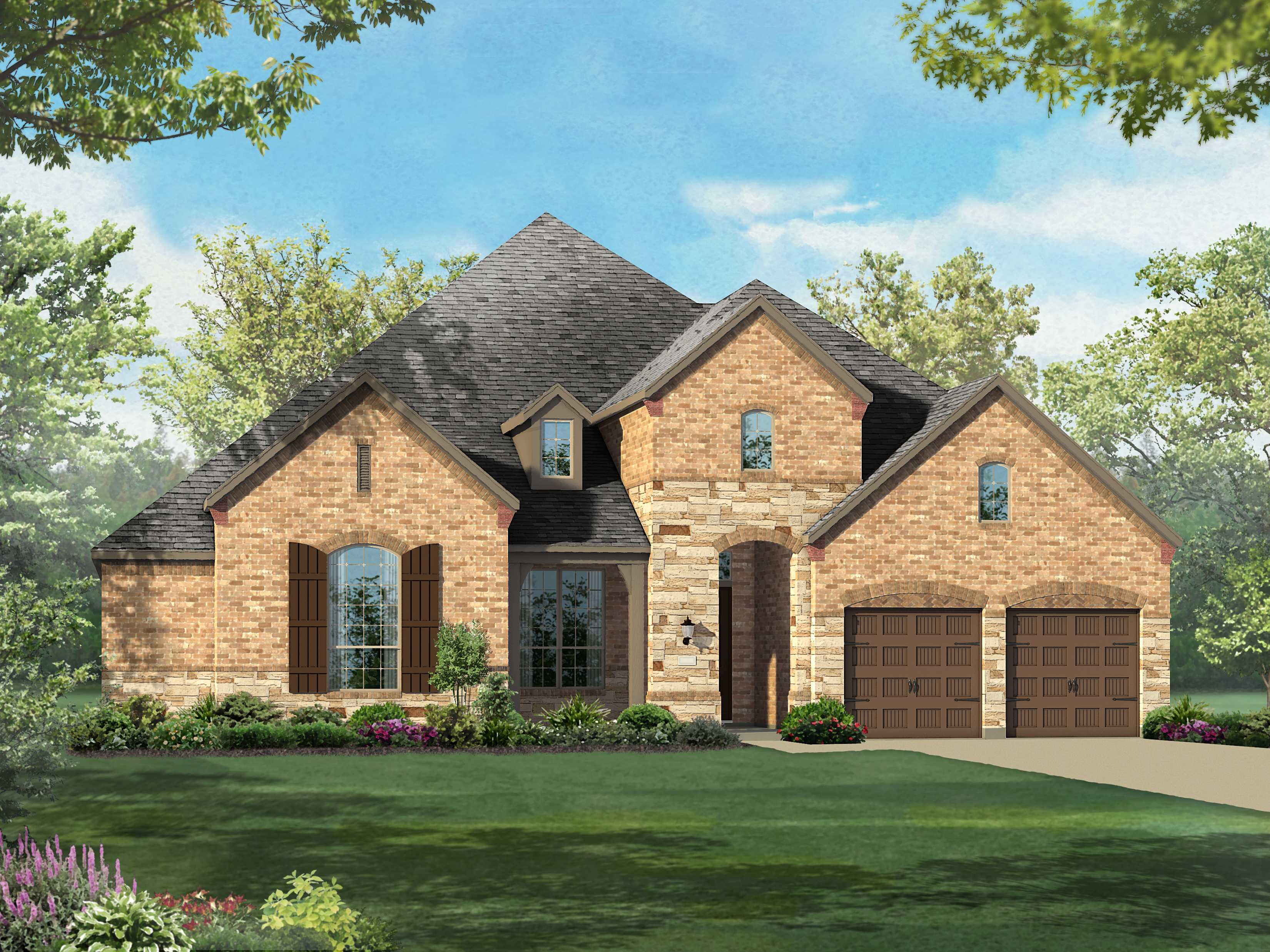 Single Family for Sale at Lakeside At Tessera On Lake Travis 80s - Plan 292 8012 Turning Leaf Circle Lago Vista, Texas 78645 United States