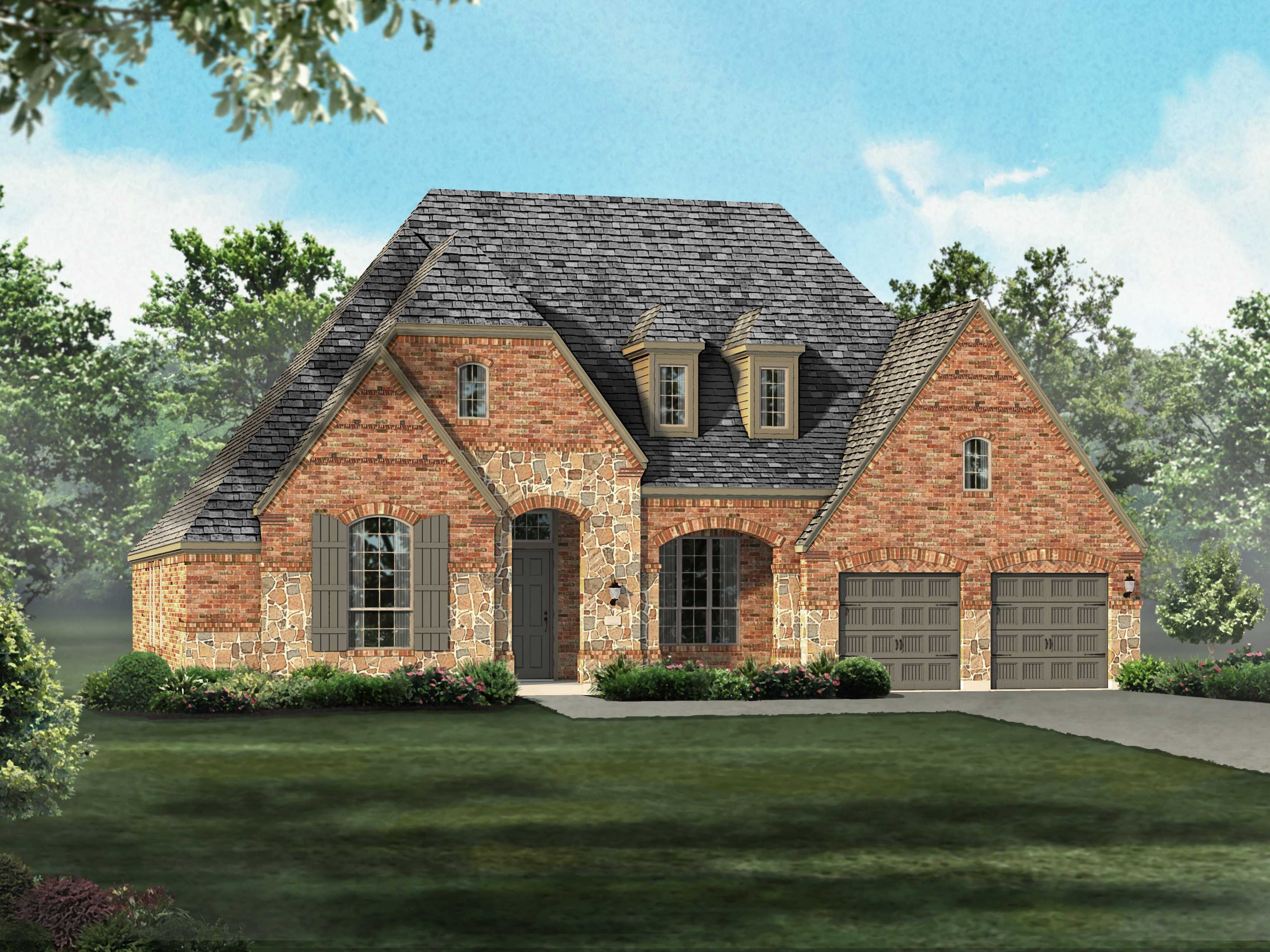 Additional photo for property listing at Cinco Ranch 70s - Plan 261 2807 Mayfield Ridge Katy, Texas 77494 United States