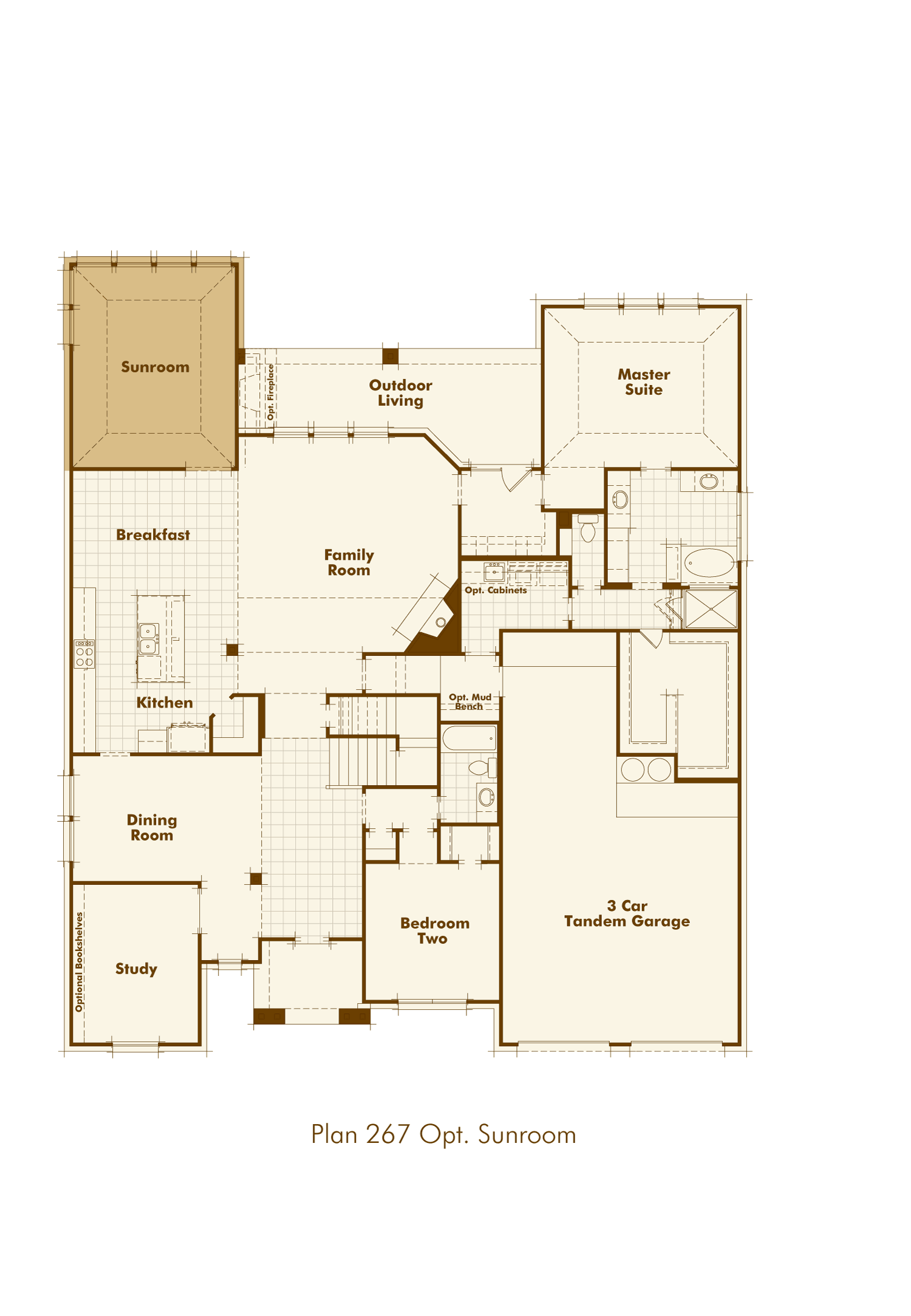 Highland Homes Hollyhock Plan 267 1329416 Frisco Tx New Home For Sale Homegain