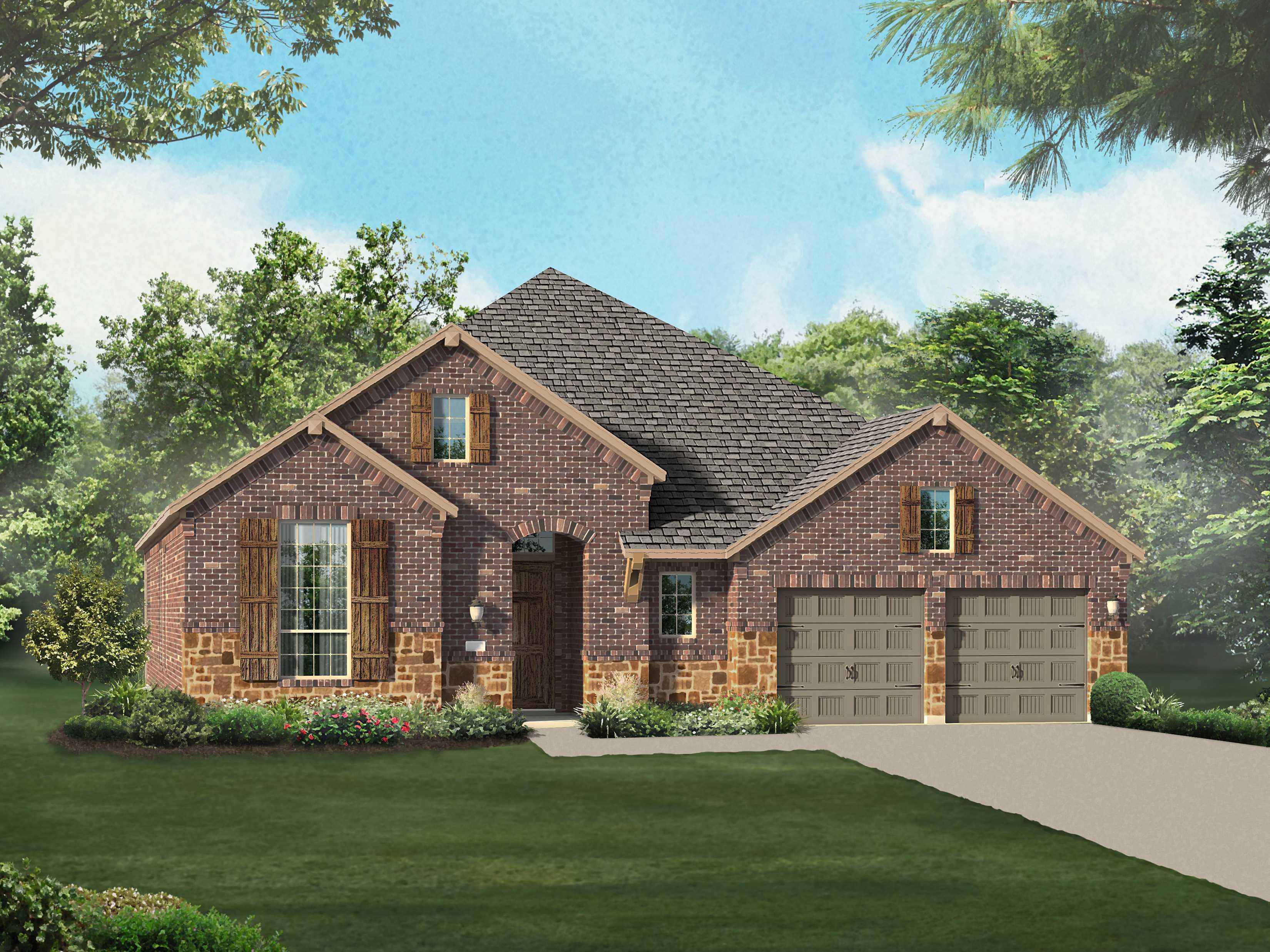 Bastrop New Homes Topix