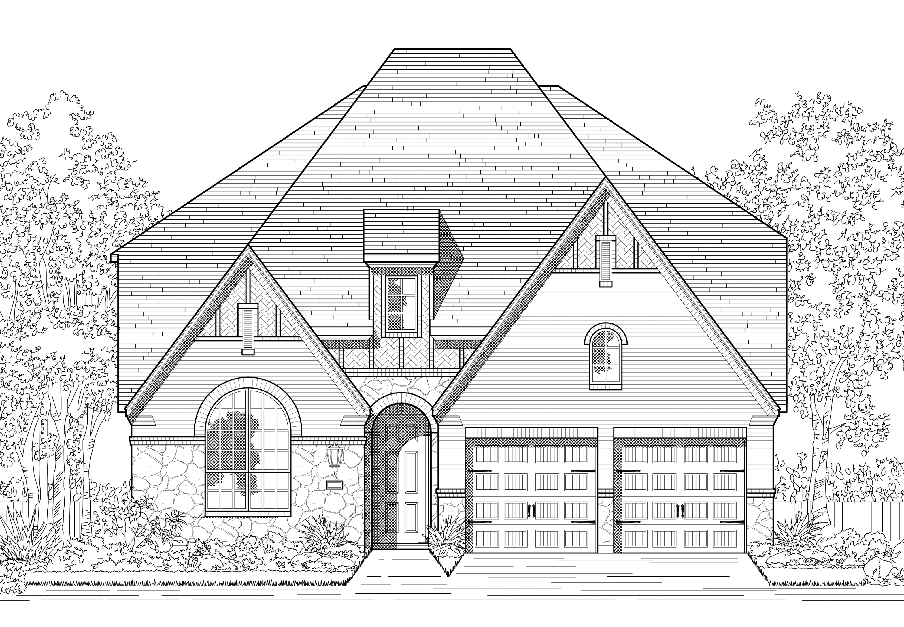 Single Family for Sale at Plan 556 3508 Jersey Road Melissa, Texas 75454 United States