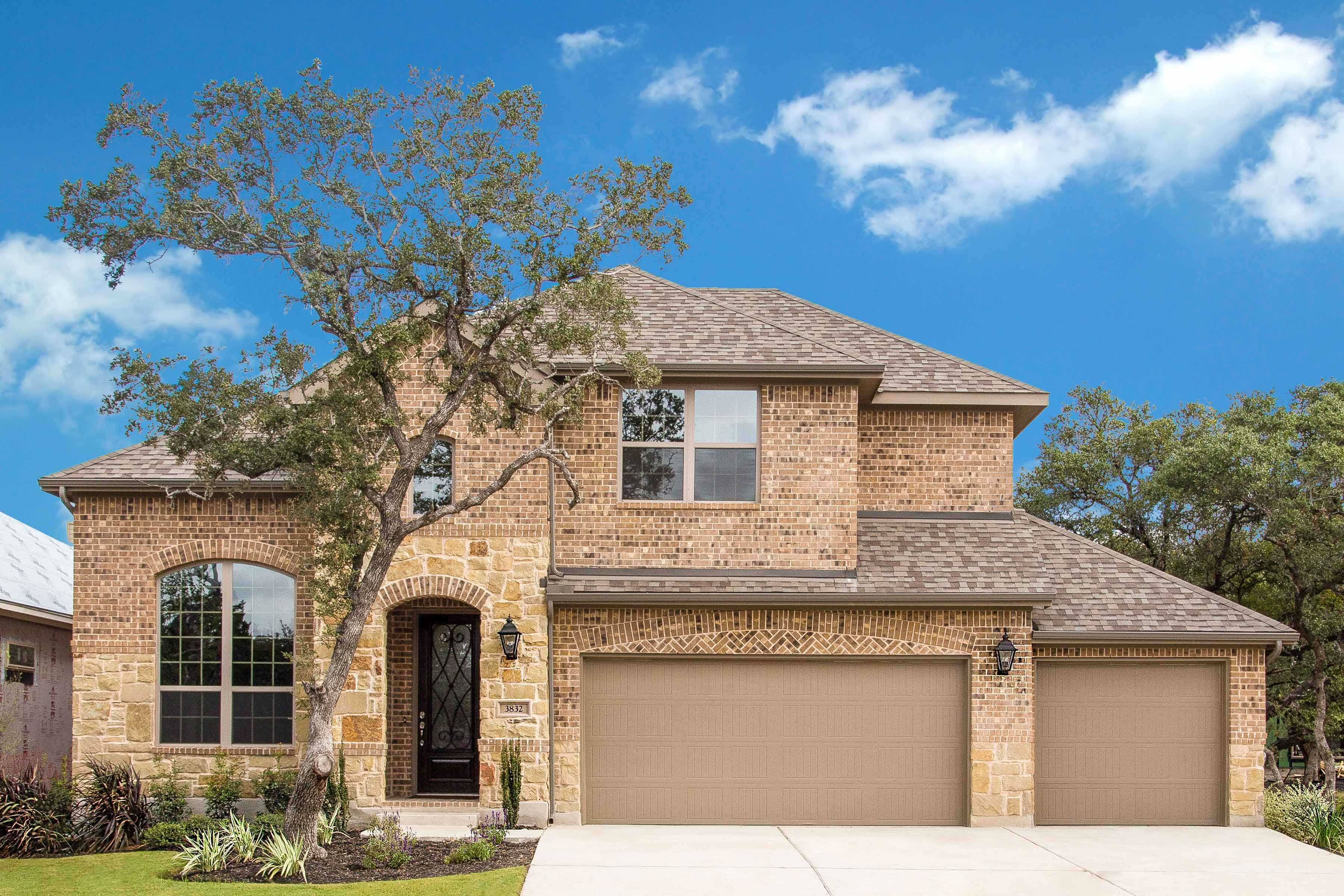 3815 ashbury road round rock tx new home for sale