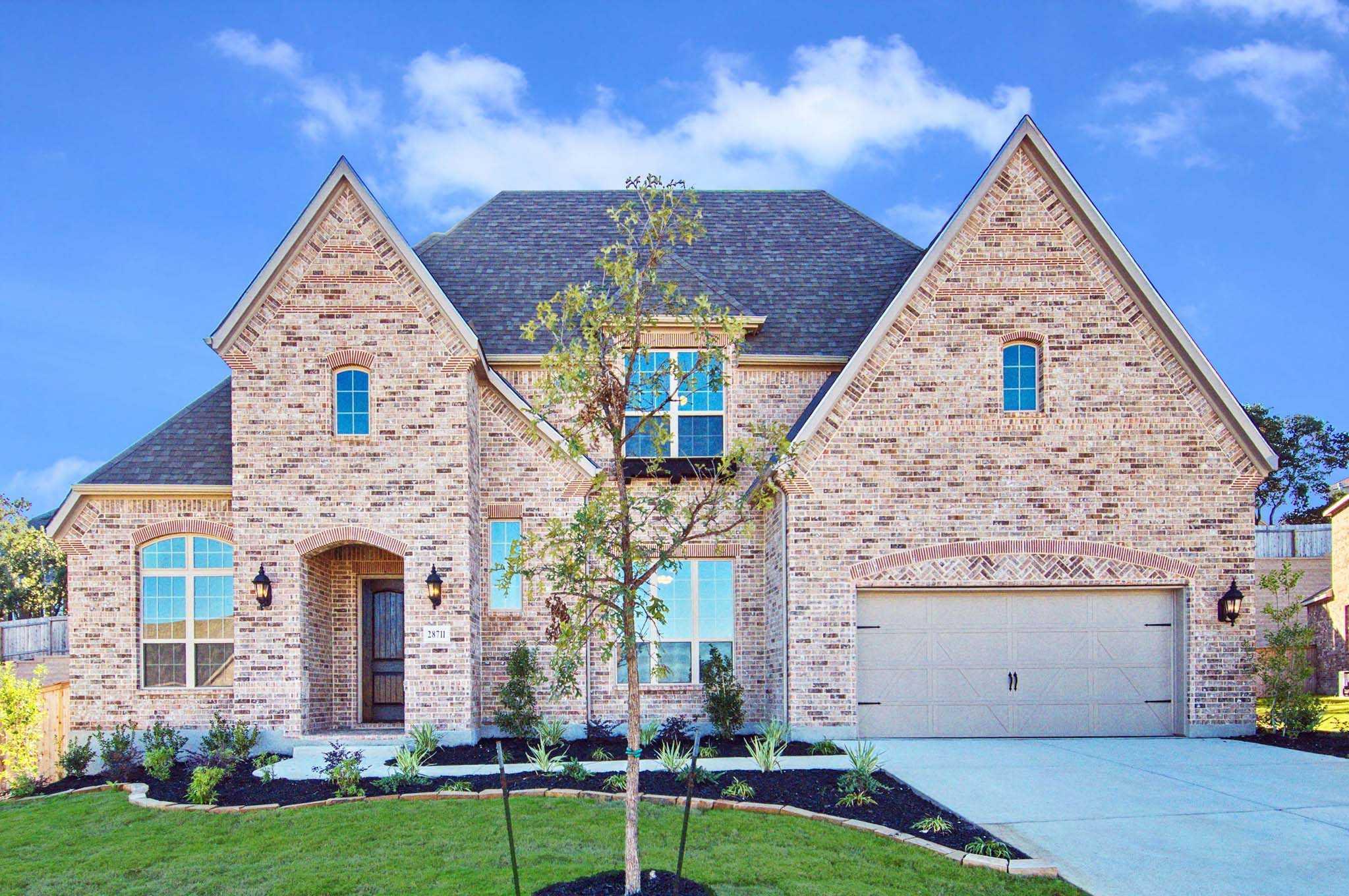 Single Family for Sale at Plan 293 28711 Hidden Gate Fair Oaks Ranch, Texas 78015 United States