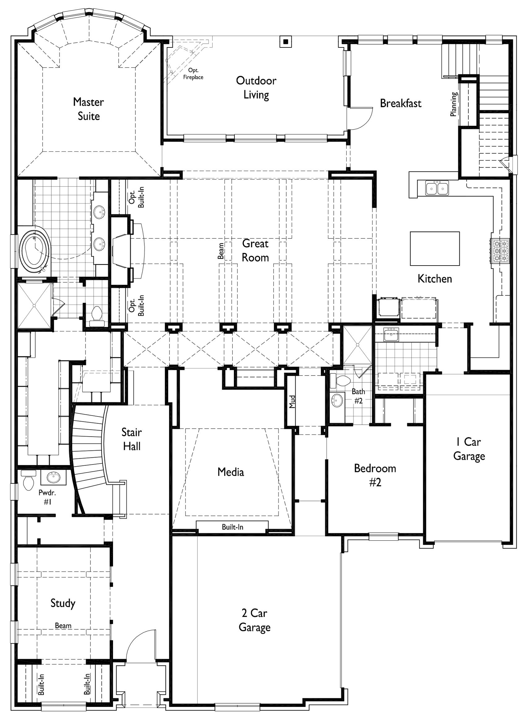 Single Family for Sale at Regency Park - Plan 6181 4012 Baldomera Street Flower Mound, Texas 75022 United States