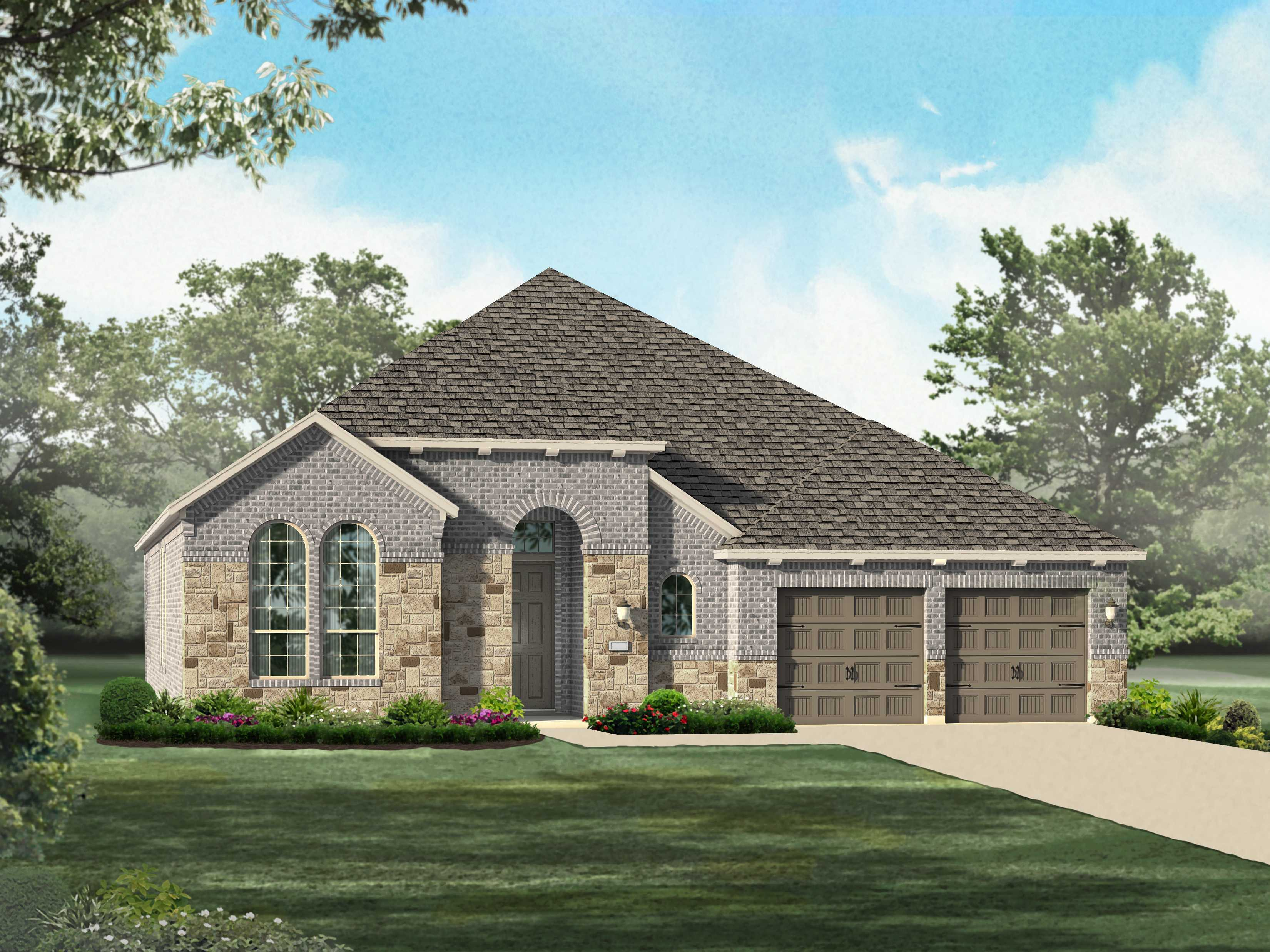Single Family for Sale at Lakeside At Tessera On Lake Travis 80s - Plan 242 8012 Turning Leaf Circle Lago Vista, Texas 78645 United States