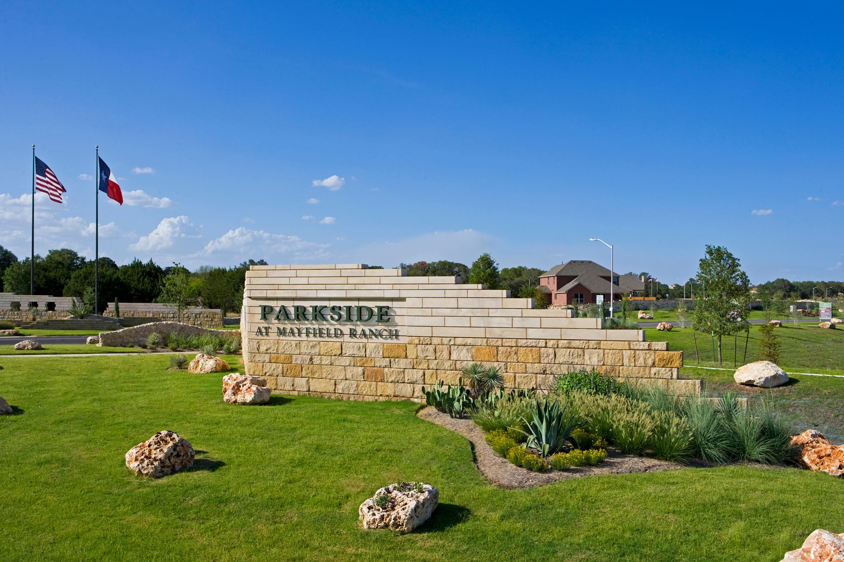 Single Family for Sale at Plan 246 244 Fannin Battleground Lane Georgetown, Texas 78628 United States