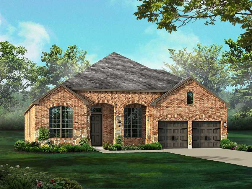 Single Family for Sale at Plan 229 3722 Chicory Bend Bulverde, Texas 78163 United States