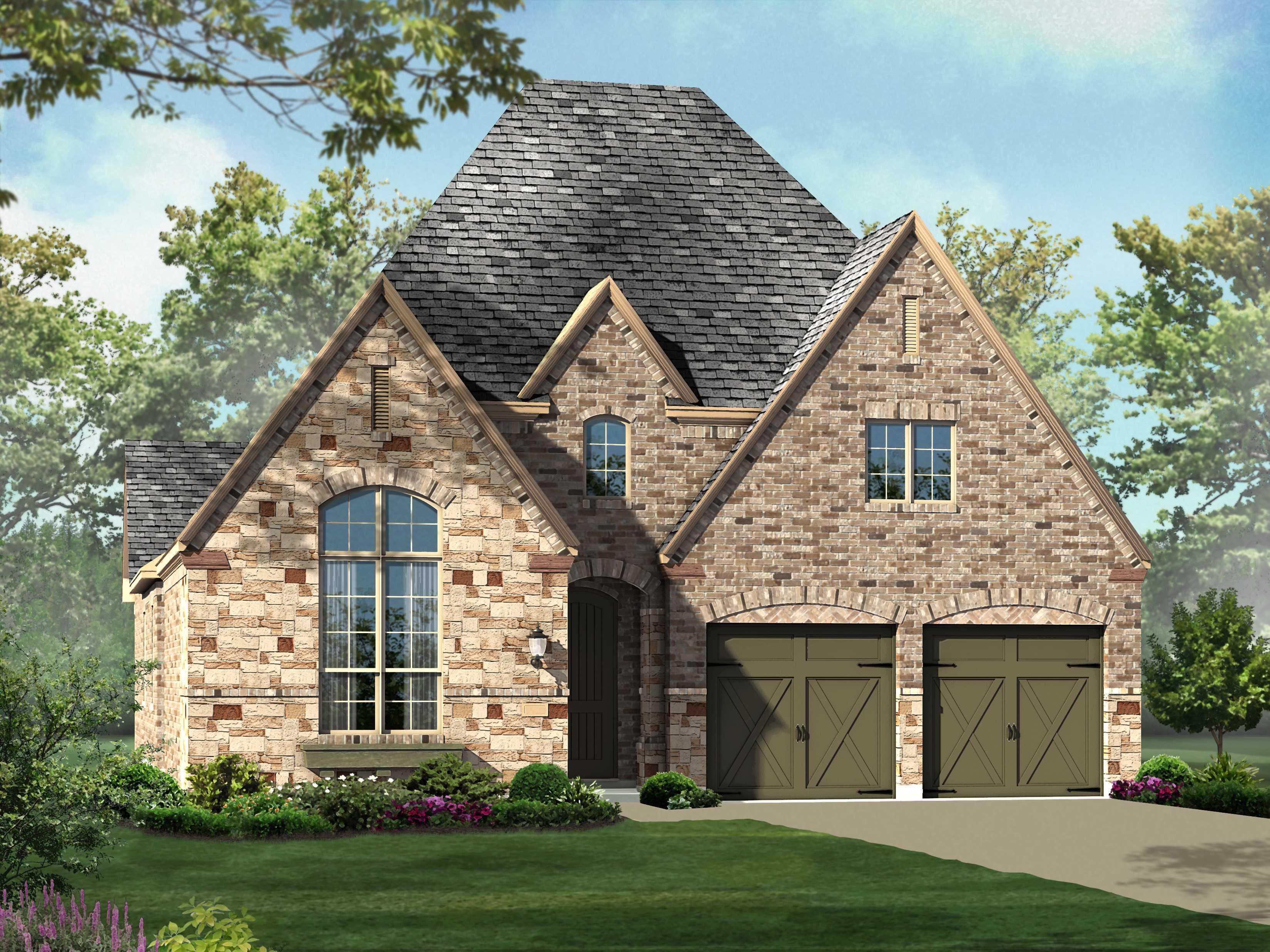 highland homes windsong ranch 60s plan 597 1329612 prosper tx new home for sale homegain