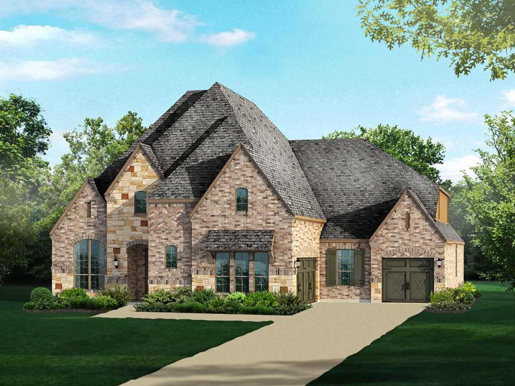 Single Family for Sale at Overlook At Stonewall Estates - Plan 617 8118 Juliet Hill San Antonio, Texas 78256 United States