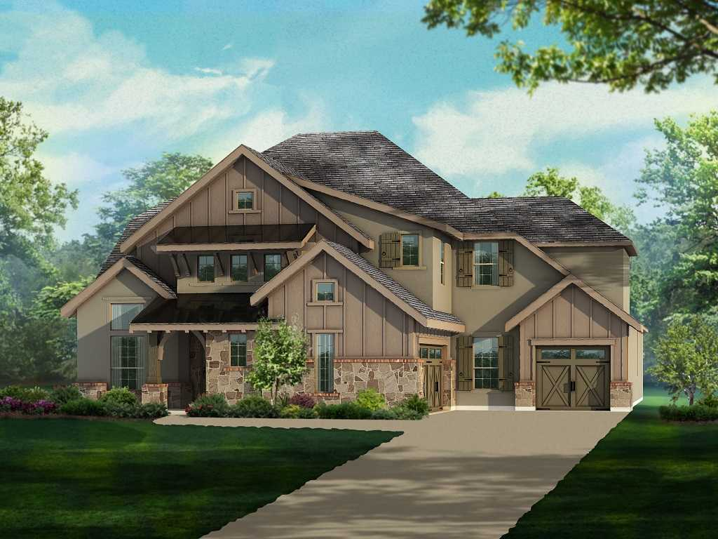 Additional photo for property listing at Overlook At Stonewall Estates - Plan 615 8118 Juliet Hill San Antonio, Texas 78256 United States