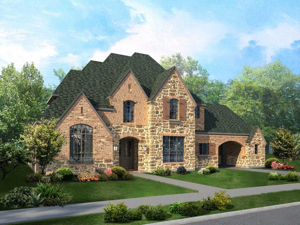 Single Family for Sale at Overlook At Stonewall Estates - Plan 679 8118 Juliet Hill San Antonio, Texas 78256 United States