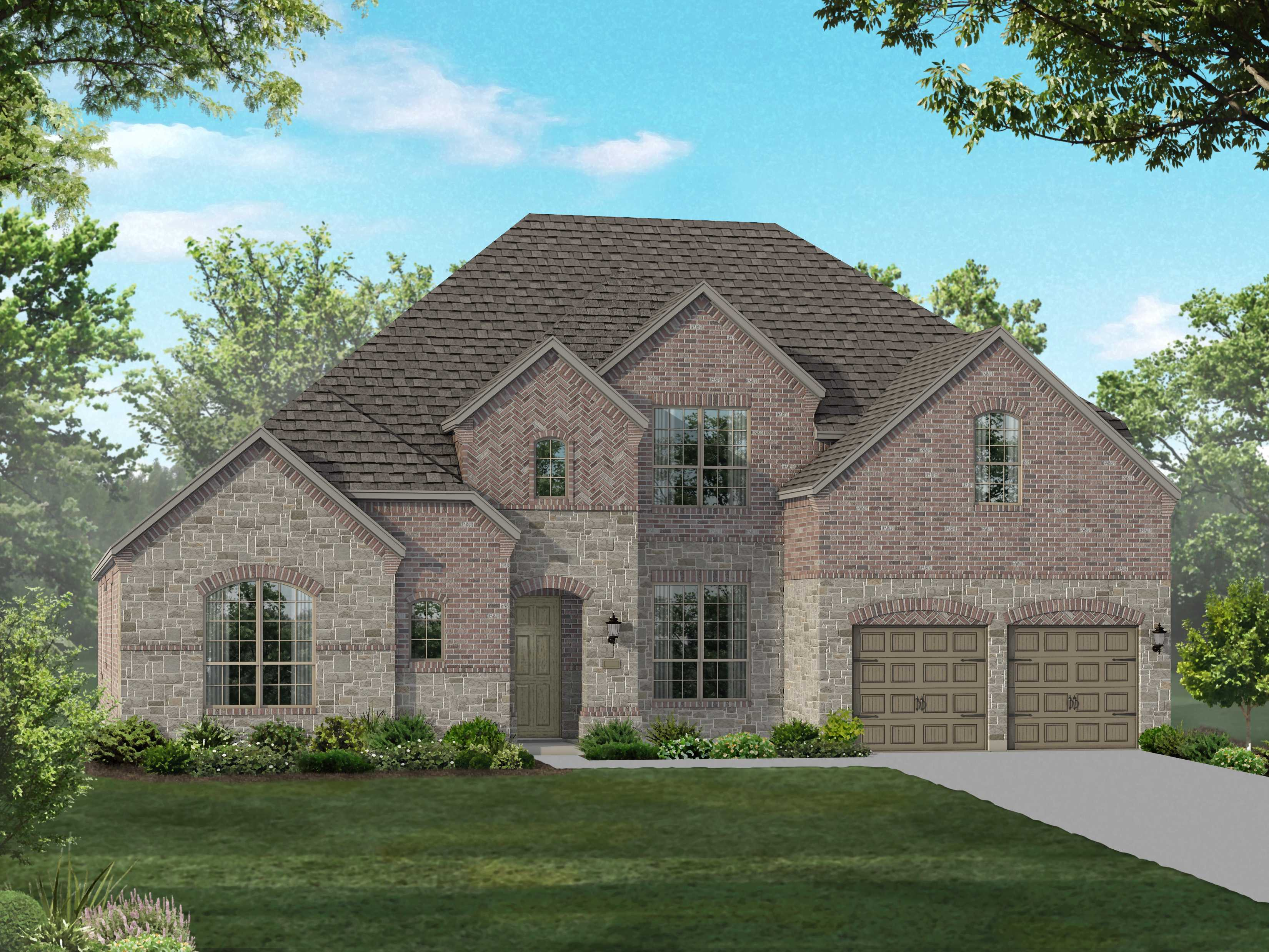 Single Family for Sale at Front Gate In Fair Oaks Ranch 90s - Plan 296 28702 Hidden Gate Fair Oaks Ranch, Texas 78015 United States