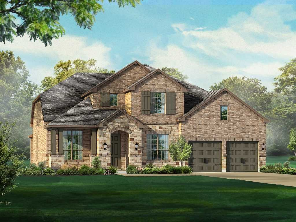 Single Family for Sale at Plan 236 3778 Chicory Bend Bulverde, Texas 78163 United States