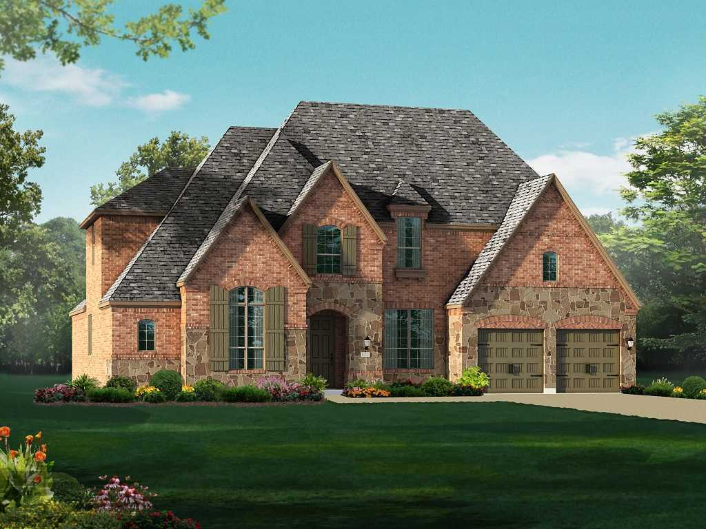 Single Family for Active at Front Gate In Fair Oaks Ranch: 90ft. Lots - Plan 295 28726 Front Gate Fair Oaks Ranch, Texas 78015 United States
