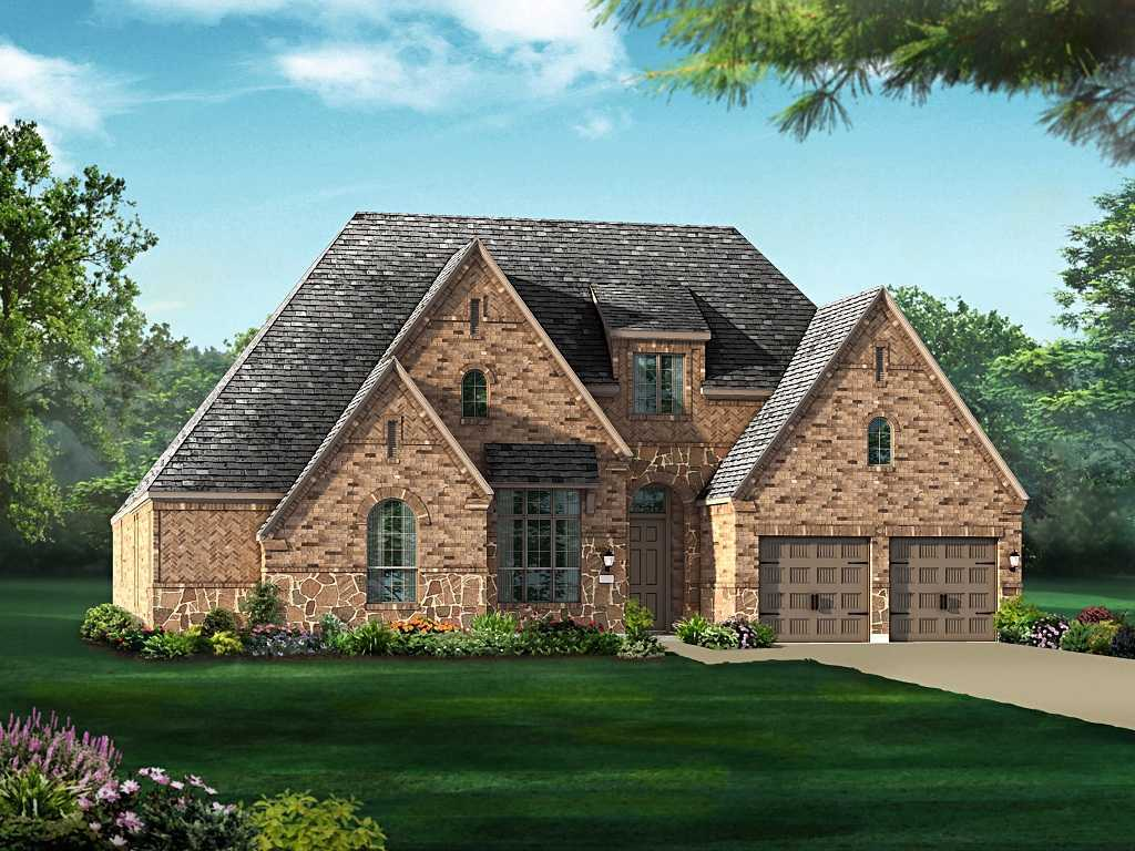 Single Family for Active at Wildridge: 70ft. Lots - Plan 292 9705 Rubicon Trail Oak Point, Texas 75068 United States
