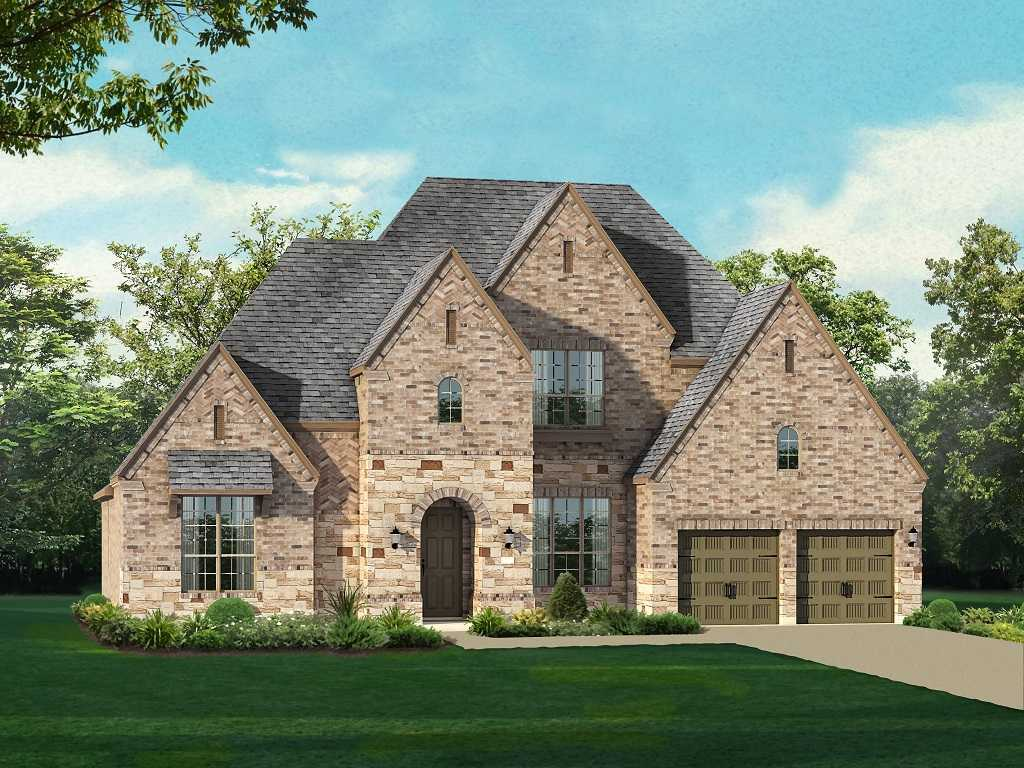 Single Family for Active at Wildridge: 70ft. Lots - Plan 297 9705 Rubicon Trail Oak Point, Texas 75068 United States