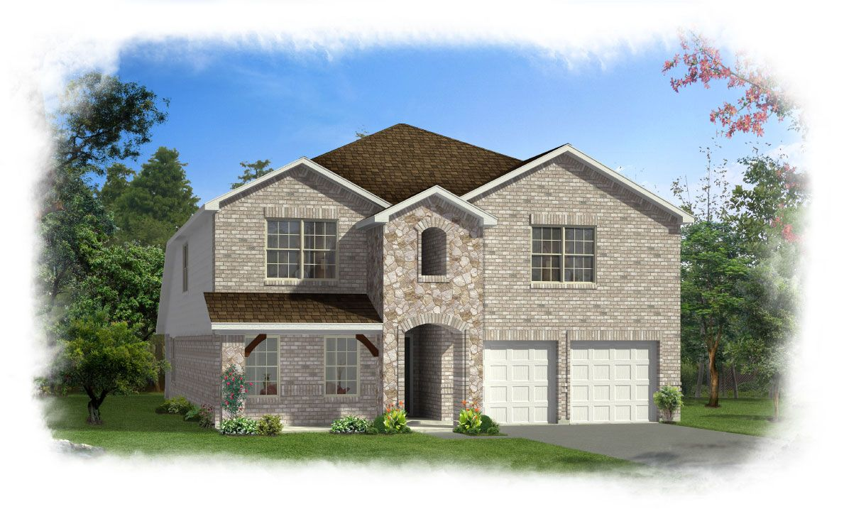 Wellington Point New Homes In Crowley Tx By History Maker