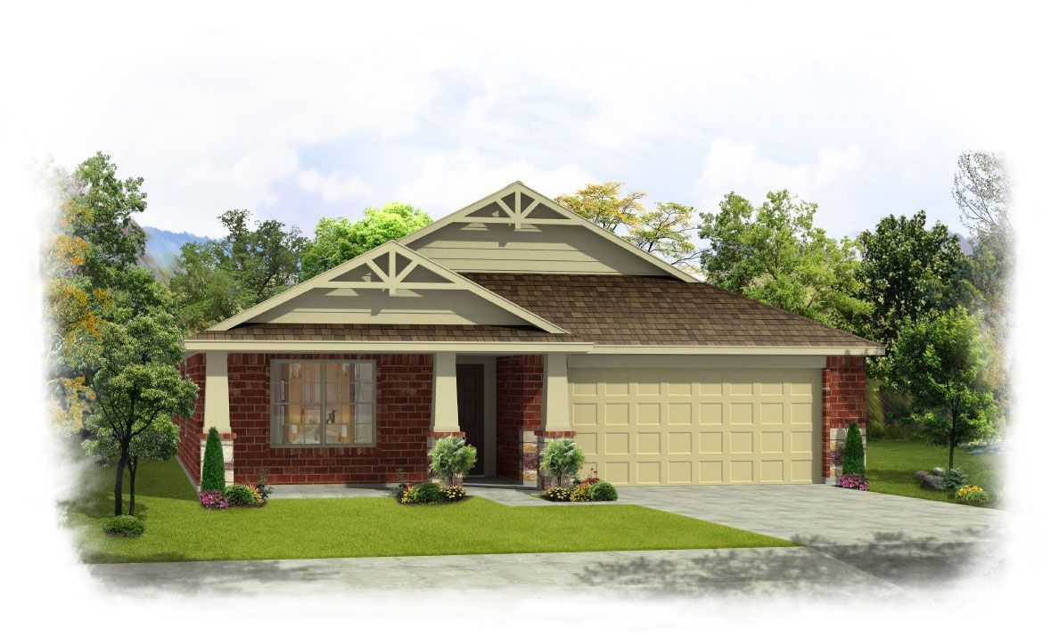 History Maker Homes Lake Vista Ranch Emory 1858 1227443