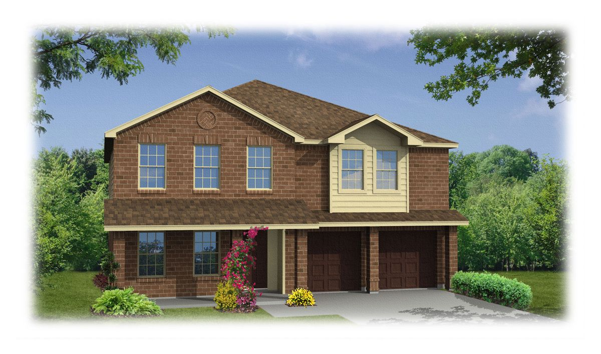 History Maker Homes Pine Meadows Elm 3305 1268149 Fort