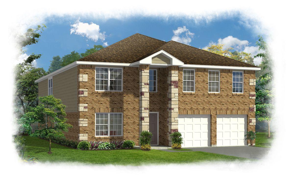 History Maker Homes Lakes At Mason Park Ebony 4007