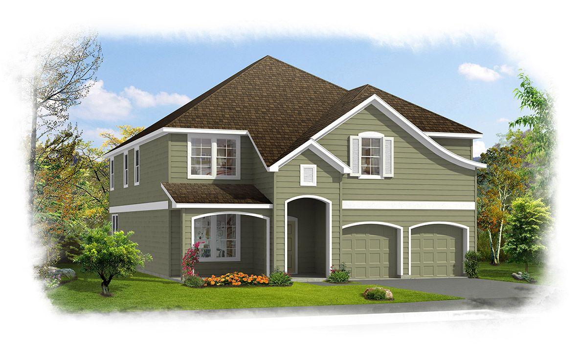 History Maker Homes Pine Meadows Amur 3505 1268150 Fort