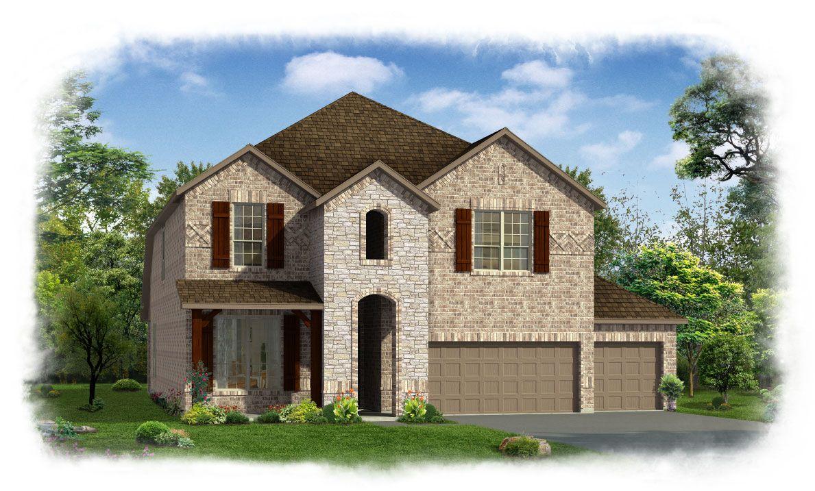 History Maker Homes Melia Ranch Ironwood 2716 1270874