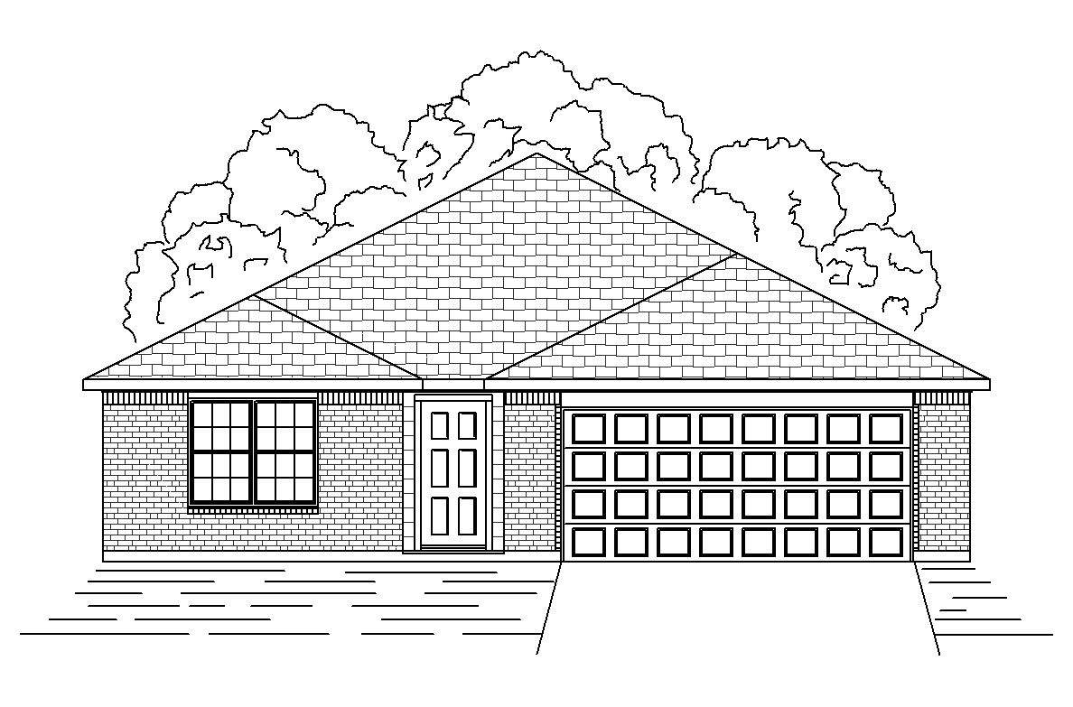 Single Family for Sale at Birch-1341 114 Brushy Creek Terrell, Texas 75160 United States