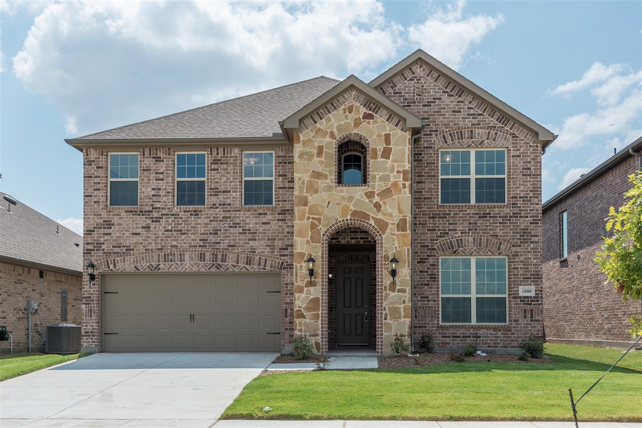 1808 Alton Way Aubrey Tx New Home For Sale 330 990