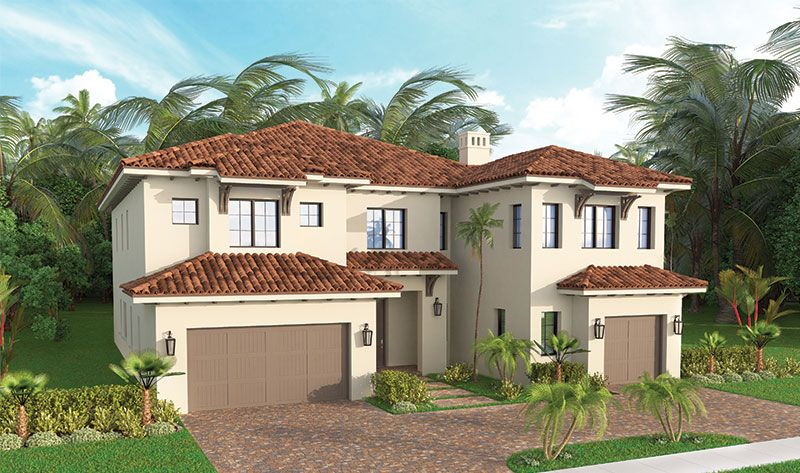 Single Family for Sale at Floresta Grove - Edgar Grande 901 Palmetto Park Rd Boca Raton, Florida 33486 United States