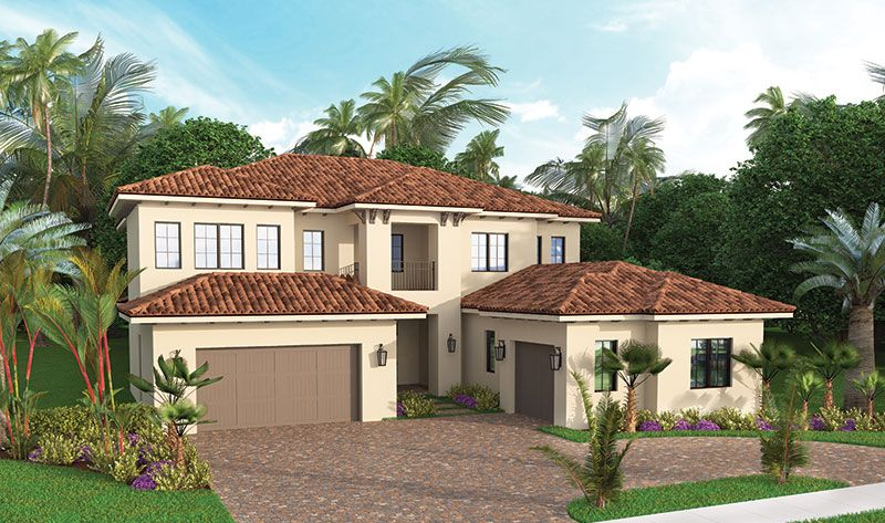 Single Family for Sale at Floresta Grove - Boca Lansing 901 Palmetto Park Rd Boca Raton, Florida 33486 United States