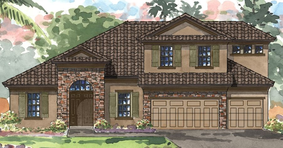 Single Family for Sale at Innisbrook Signature - Key Largo Ii 2101 Innisbrook Drive Palm Harbor, Florida 34684 United States