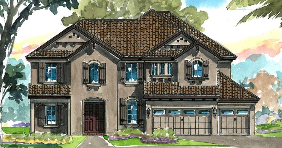 Single Family for Sale at Innisbrook Signature - Gasparilla 2101 Innisbrook Drive Palm Harbor, Florida 34684 United States