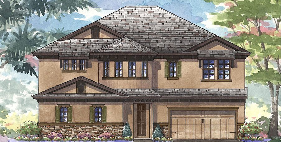 Single Familie für Verkauf beim La Collina 70's - Madeira 961 Collina Hill Drive Brandon, Florida 33511 United States