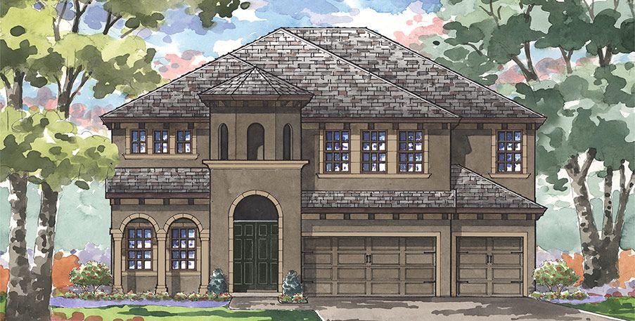 Single Familie für Verkauf beim Legacy Ridge - Granada I 961 Collina Hill Drive Brandon, Florida 33511 United States