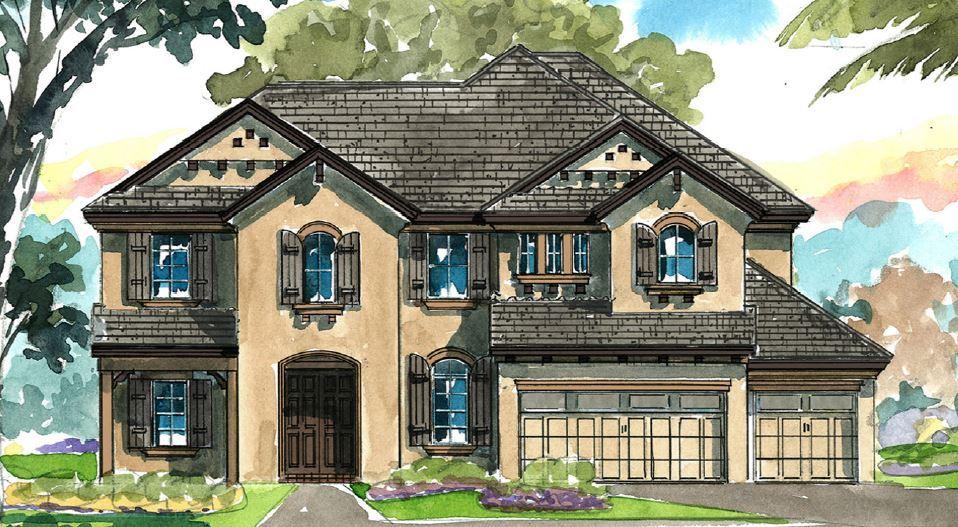 单亲家庭 为 销售 在 La Collina 70's - Gasparilla 961 Collina Hill Drive Brandon, Florida 33511 United States