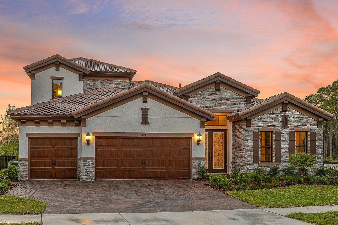Single Family for Active at Granada Ii 11350 Hawks Fern Drive Lithia, Florida 33547 United States