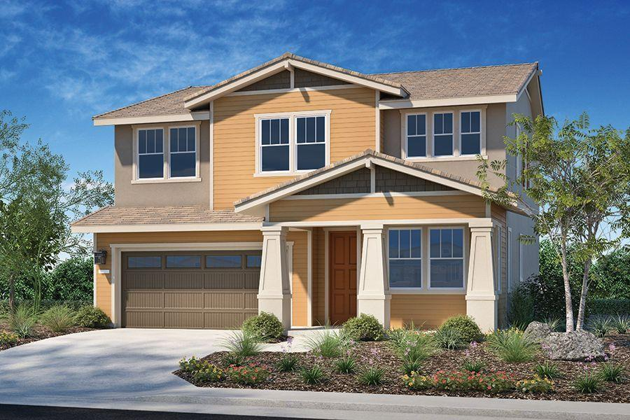 Single Family for Active at Stones Throw - Plan Three 18 Main Street Winters, California 95694 United States