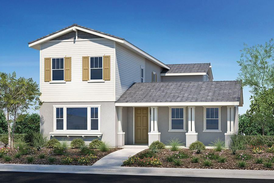 Single Family for Active at Stones Throw - Plan Five 18 Main Street Winters, California 95694 United States