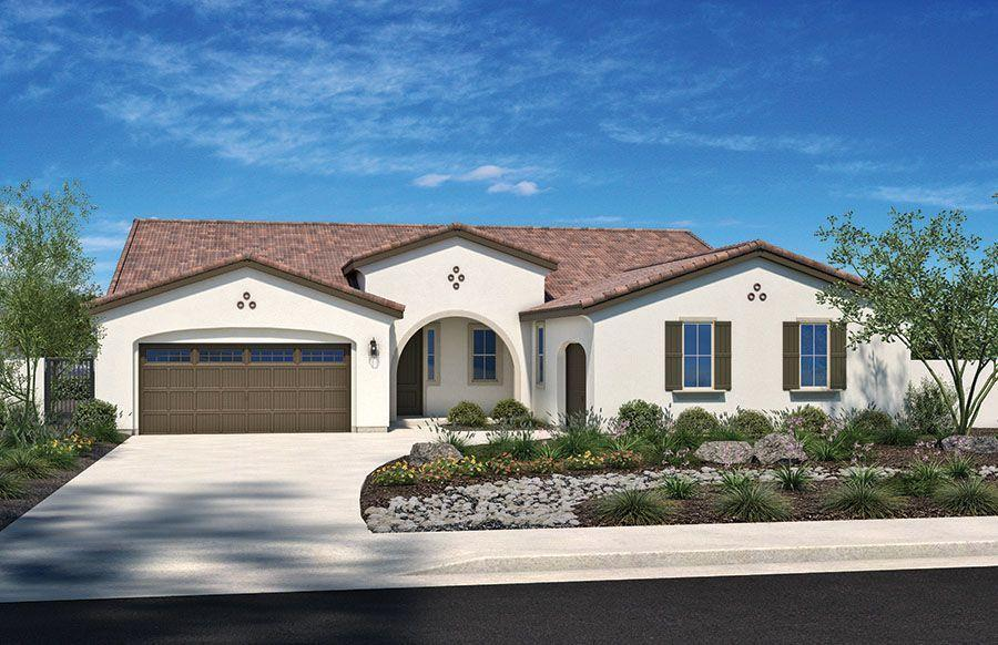 Unifamiliar por un Venta en Morgan Ranch - Plan Eight 10125 Rio Moon Drive Roseville, California 95747 United States
