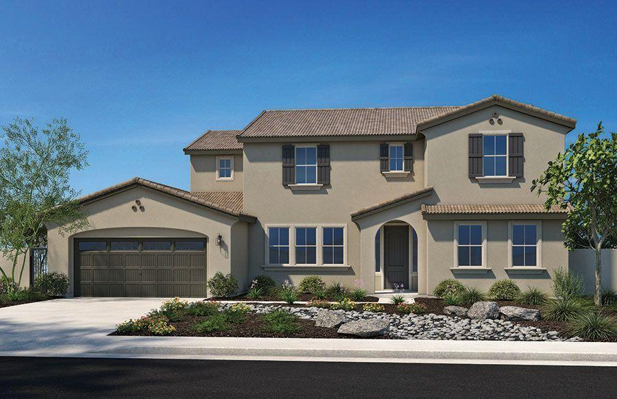 Single Family for Active at Morgan Ranch - Plan Nine 10125 Rio Moon Drive Roseville, California 95747 United States
