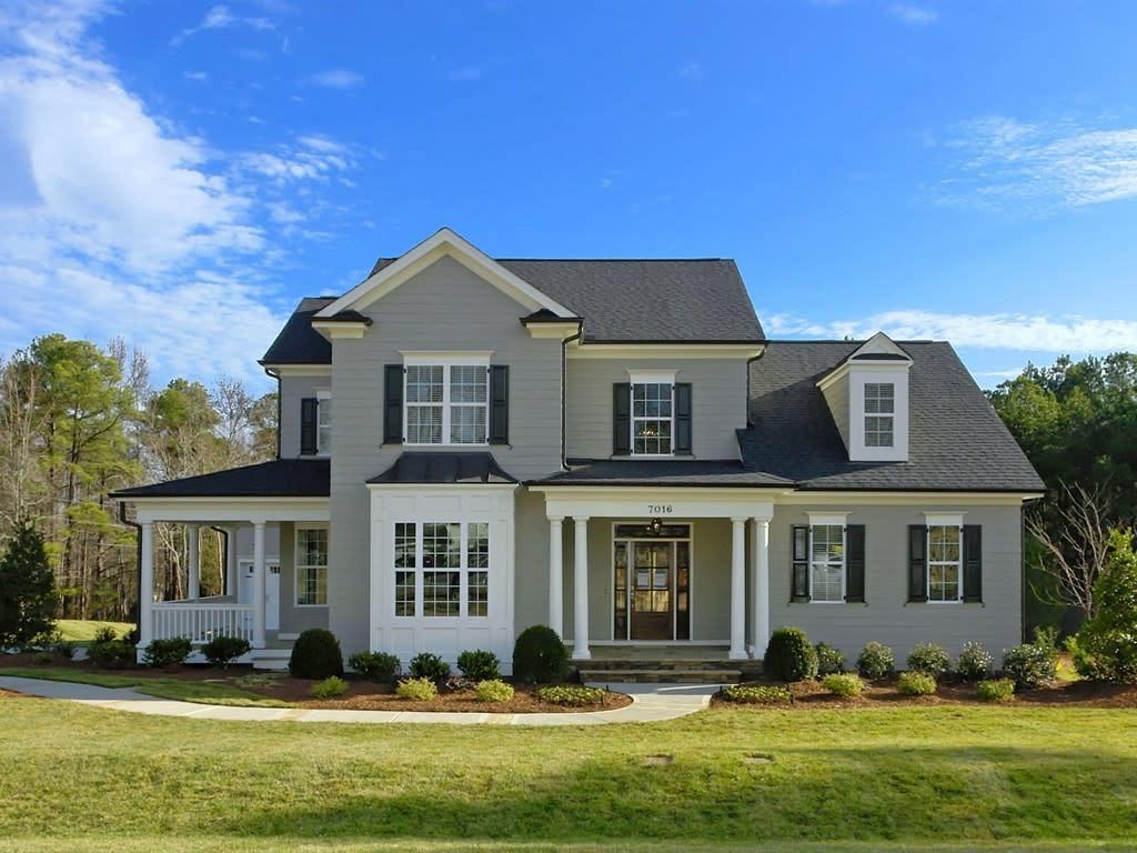 Single Family for Sale at Garrison 12305 Kyle Abbey Lane Raleigh, North Carolina 27613 United States