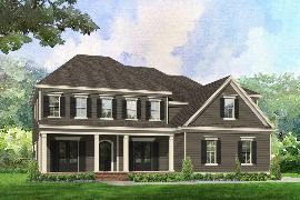 Single Family for Sale at Mactavish - Garrison 7101 Creedmoor Road Raleigh, 27613 United States