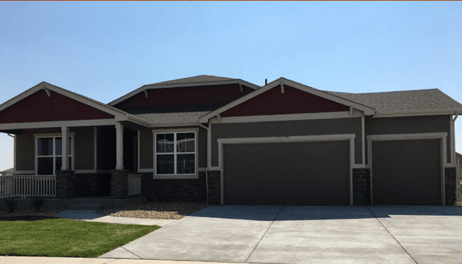 Single Family for Active at The Monterey 2171 Beehive Windsor, Colorado 80550 United States