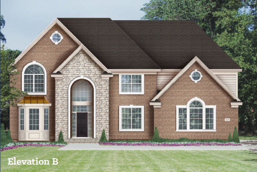 Single Family for Active at Cambridge 47743 Dunhill Court South Lyon, Michigan 48178 United States